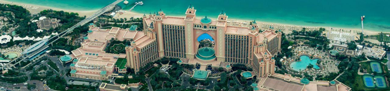 Drohnenphotos Hotels