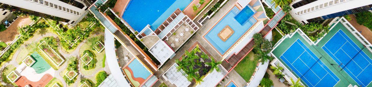 Luftbildaufnahmen Hotels
