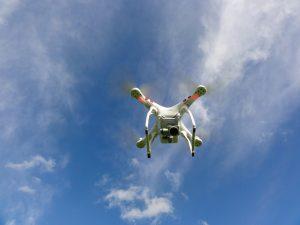 Professionelle Drohnen Filme